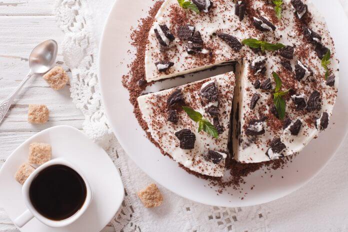 Przepis na Ciasto Oreo