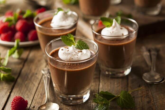 Pzrepis na mus czekoladowy