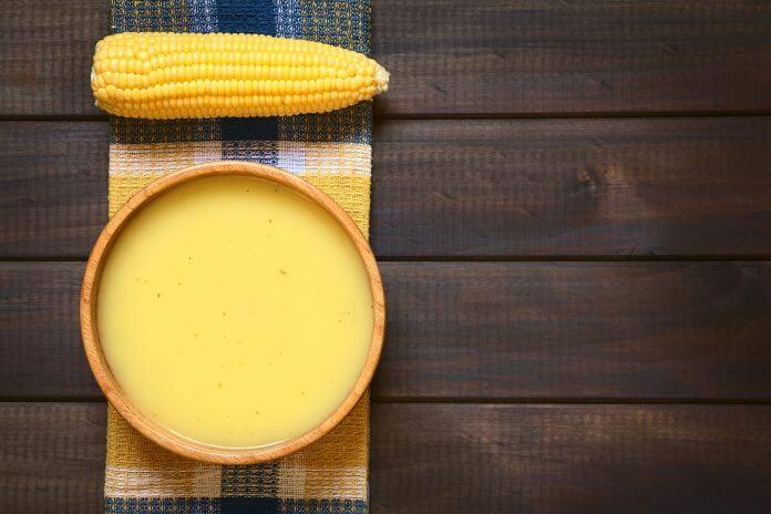 Pzrepis na zupa krem z kukurydzy