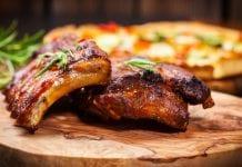 Przepis na żeberka w sosie barbecue