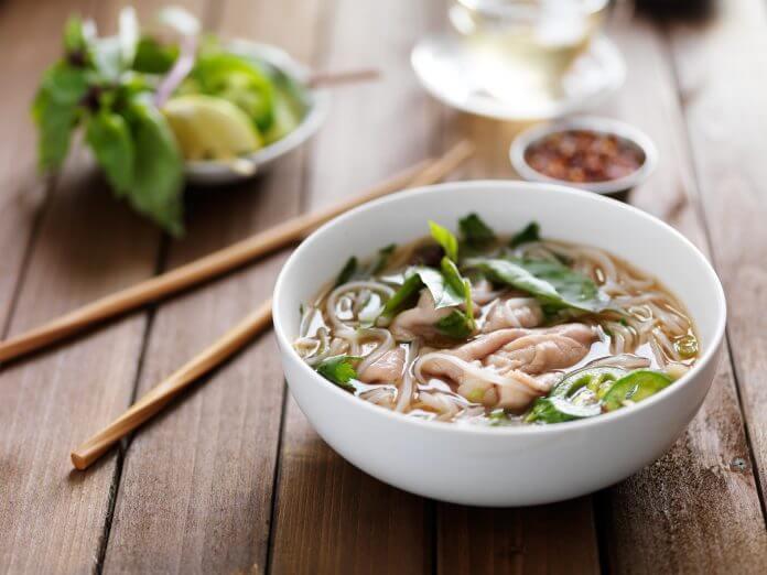 Przepis wietnamska zupa Pho