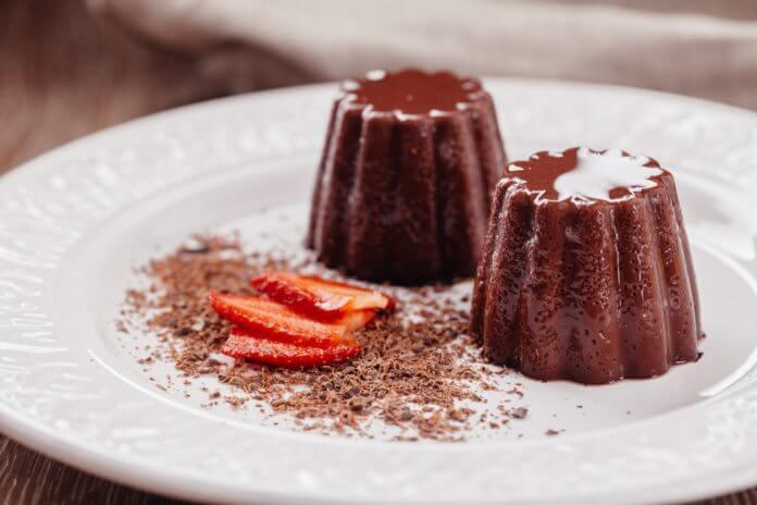 Przepis na czekoladowy pudding