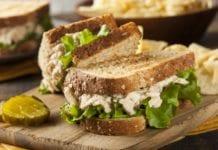 Przepis na kanapka z tuńczykiem