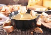 Przepis na fondue serowe