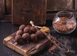 Przepis na czekoladowe trufle