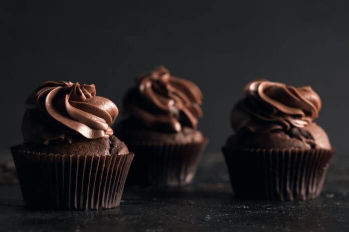 Czekoladowe cupcakes